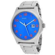 Marc Jacobs Men's Jimmy Watch Quartz Mineral Crystal MBM5058