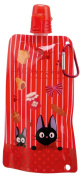 Kiki's Delivery Service (bread store) one push foldable water bottle DX500ml OSU6DX