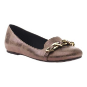 Women's Madeline Sunday Best Loafer Bronze Synthetic