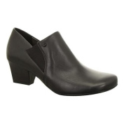 Women's ara Obrien 45408 Slip-On Black Leather