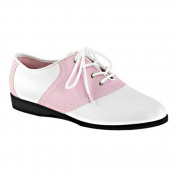 Women's Funtasma Saddle 50 Baby Pink/White PU