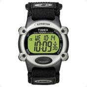 T48061E4 Expedition Chrono Digital Timer Men's Watch, Black