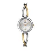Timex T2N839 Classics Bracelet Silver-Tone Dial Women Watch