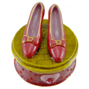 Ruby Slippers Jewelled Box Wizard Of Oz Dorothy 97111
