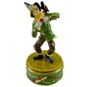 Scarecrow Jewelled Box Wizard Of Oz 97106