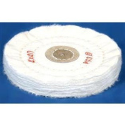 Cotton Buffing Wheel 10cm for Polishing Jewellery