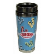 California Travel Mug- Flip Flop Case Pack 24