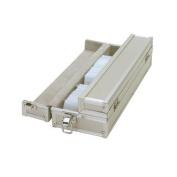 MW-MM Jewellery Supplies Aluminium Parcel Box 11cm x 28cm Sold Each