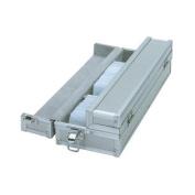 MW-MM Jewellery Supplies Aluminium Parcel Box 11cm x 18cm Sold Each