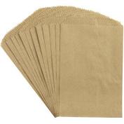 Kraft Bags 12cm x 17cm 12/Pkg-Medium