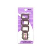 Rectangle Bead Frames For Crafting Set of 30
