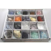 GFMIX20 Flat Of 20 Large Stones And Crystals