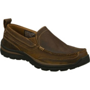 Men's Skechers Relaxed Fit Superior Gains Brown