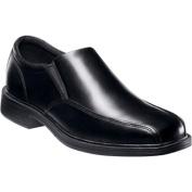 Men's Nunn Bush Jefferson Black Smooth Leather