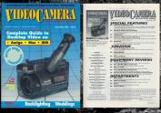 Magazine  Video Camera  November 1992