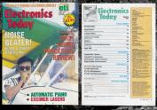 Magazine eti - ELECTRONICS TODAY April 1987