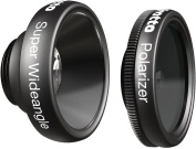 Manfrotto KLYP Kit Lens with Super Wide-Angle lens, polarising filter