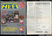 Magazine AUSTRALIAN HI-FI  Vol.16. No.7 [Audio]