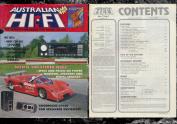 Magazine AUSTRALIAN HI-FI   Vol.17. No.3 [Audio]