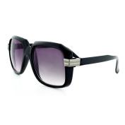Epic Eyewear Retro Hiphop Legend UV400 Oversized Square Frame Sunglasses