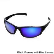 Hot Optix Mens Mirrored Polarised Sunglasses