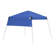 E-Z UP Recreational Half Wall-Angle Leg 12ft 3.7m, Royal Blue, w/Grey Accents-HW3RB12ALGY