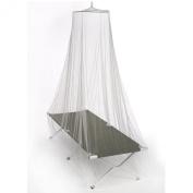 Travel Canopy Mosquito Net White