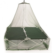 Travel Canopy Mosquito Net Olive