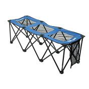 Insta-bench Sport Mesh 3-Seater Bench - Royal