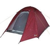High Peak Outdoors BaseCamp 6 Person 4-Season Expedition-Quality Backpacking Tent