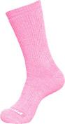 Royalty Fibre Farm Alpaca Prevail Crew Sock Pink Small