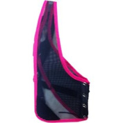 Neet Chest Protector Black/Neon Pink Xlarge Right/Left Hand