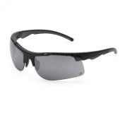 Drone Glasses Black Frame/Silver Mirror AF Lens