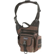 Maxpedition S-Type Fatboy Versipack Waist Pack, Dark Brown