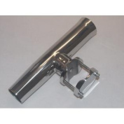 Amarine-made Stainless Tournament Style Clamp on Fishing Rod Holder for Rails 3.2cm - 5.1cm