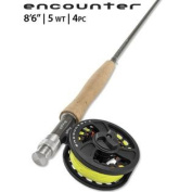 Orvis Encounter 5-weight 2.4m Fly Rod Outfit