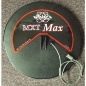 Whites MXT Max 38cm Search Coil (15 kHz) for use with MXT, MXT Pro, DFX Metal Detectors.