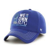 Kansas City Royals 2015 World Series Champions Flexfit Hat Cap