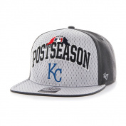Kansas City Royals 47 Brand 2015 Postseason Playoffs Official On-Field Hat Cap