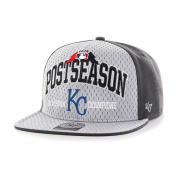 Kansas City Royals 47 Brand 2015 AL Central Division Champions On-Field Hat Cap