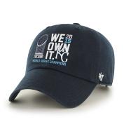 Kansas City Royals 2015 World Series Champions We Own It Trophy Hat Cap