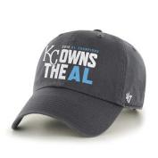"""Kansas City Royals 2015 American League Champs """"Owns the AL"""" Hat Cap"""