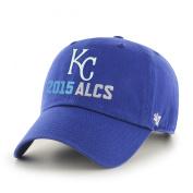 Kansas City Royals 47 Brand 2015 MLB Postseason ALCS Adjustable Relax Hat Cap
