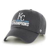 Kansas City Royals 2015 American League Champions Clean Up Hat Cap