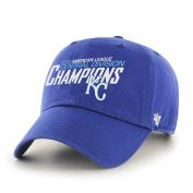 Kansas City Royals 2015 MLB AL Central Champions Blue Relax Adj Hat Cap