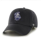 Kansas City Royals 47 Brand Navy Mr. Royal Logo Adjustable Clean Up Hat Cap