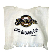 Milwaukee Brewers Little Milwaukee Brewers Fan Pullover Terry Baby Bib