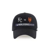 New York Mets Kansas City Royals 2015 World Series Adjustable Hat Cap