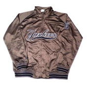 New York Yankees Majestic Tricot Track Jacket Big and Tall Sizes