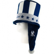 New York Yankees Stars and Stripes Fuzzy Cap